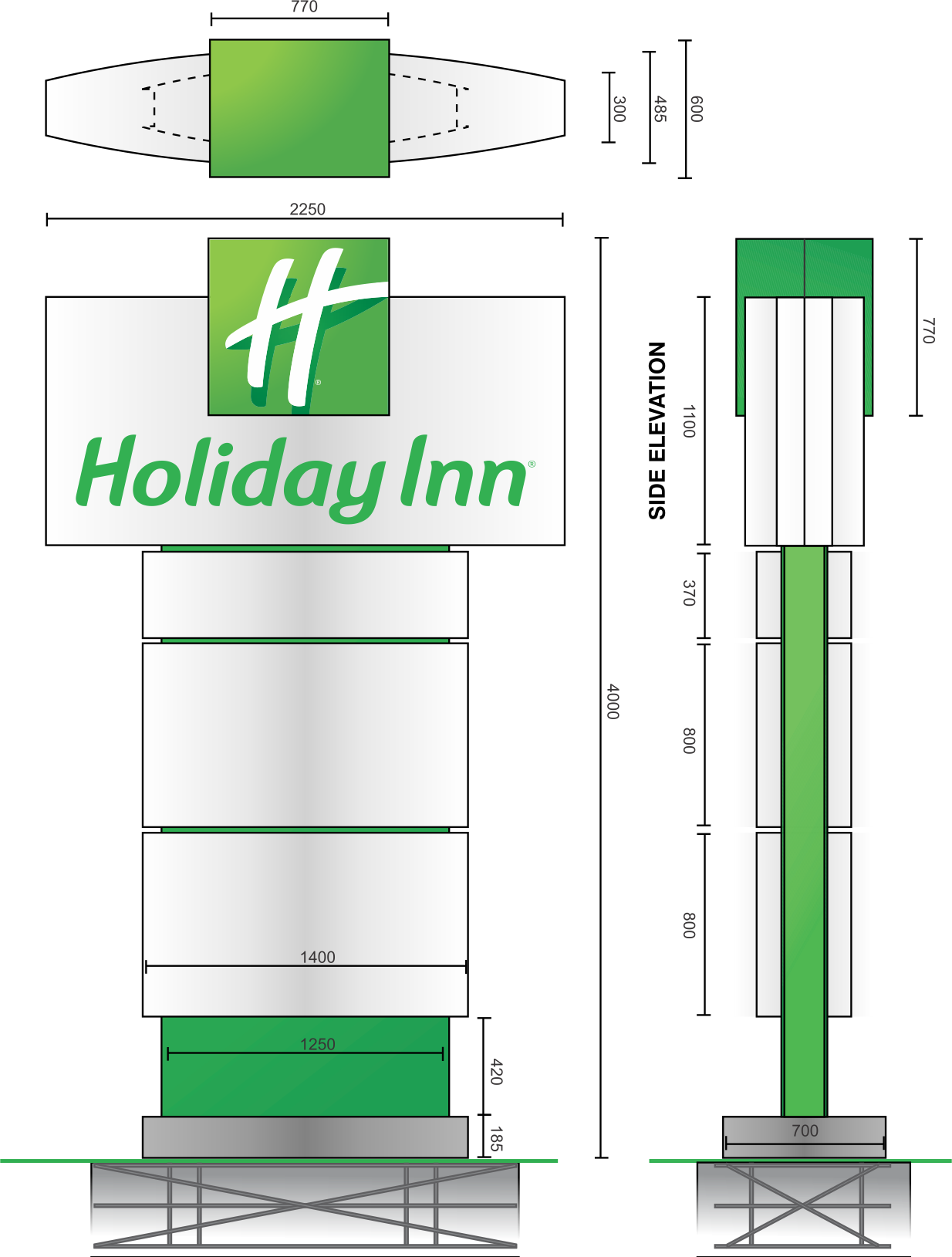 Holiday Inn 2D