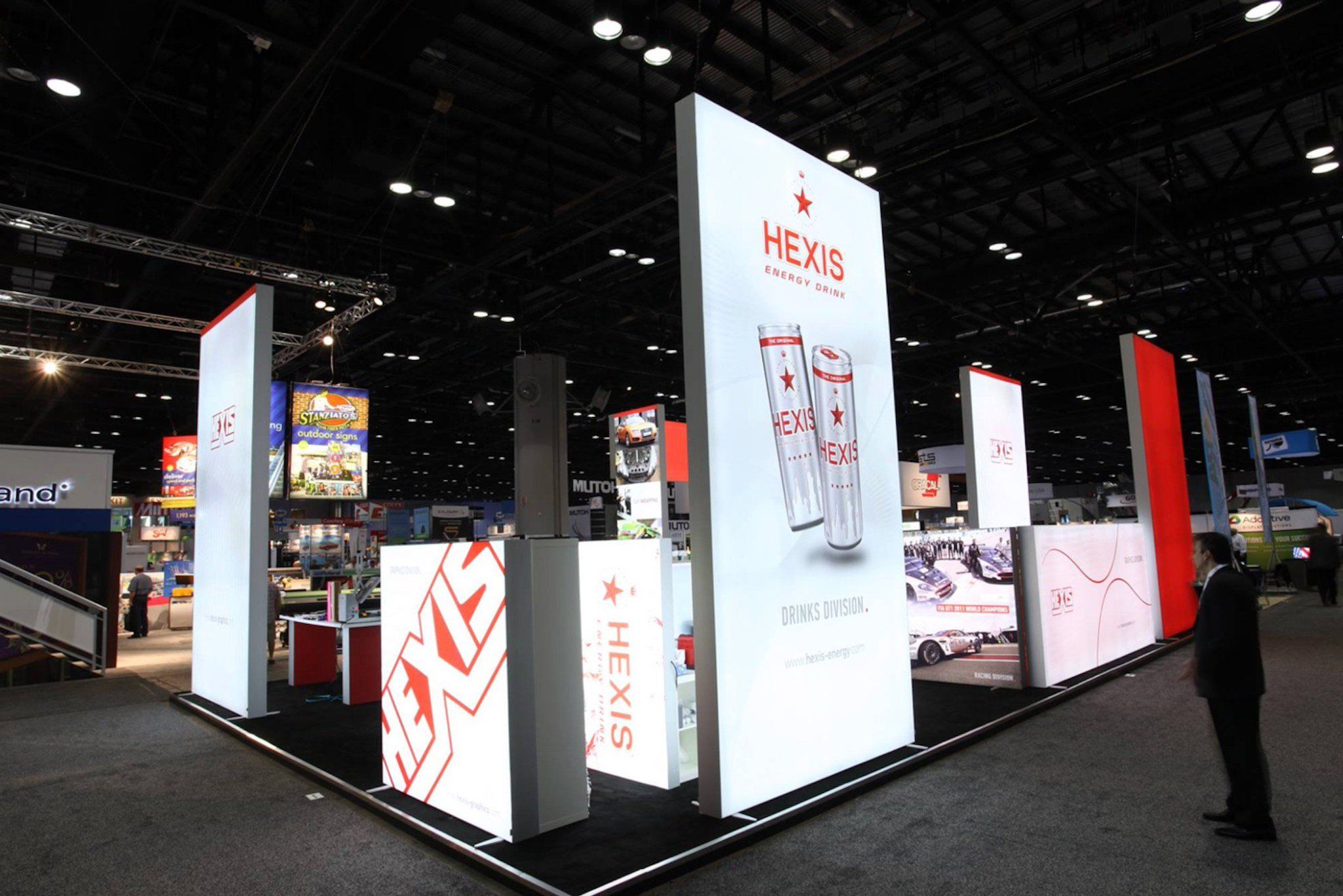 Exhibitions and Portable Displays