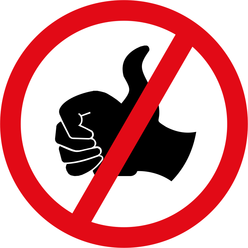 Hitch-hiking prohibited