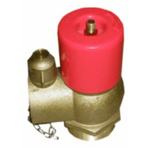 Fire Hydrant Valve - Tamper Proof - Brass
